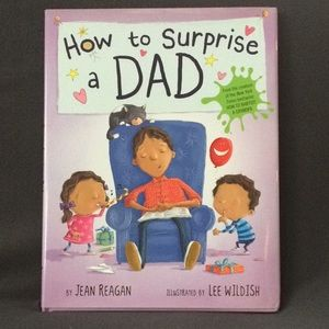 How to Surprise a Dad children's book